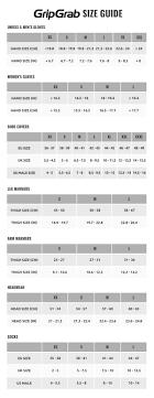 Altura Overshoes Size Chart Buy Gripgrab Race Aqua Overshoes Tweeks Cycles