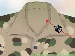 3 Ways To Properly Align Rank Insignia On Marine Uniforms