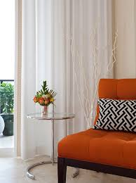 Small Picture Orange and Black Interiors Living Rooms Bedrooms and Kitchens
