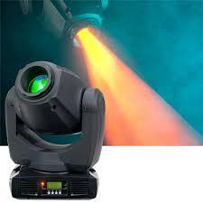 Inno Light Details About Adj American Dj Inno Spot Pro 80 Watt Moving Head Led Light