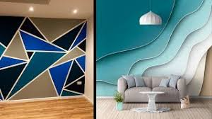modern wall painting design ideas for