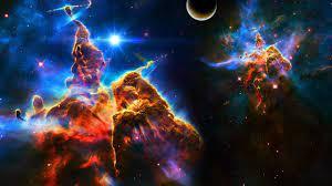 Outer Space Hintergrundbild - NawPic