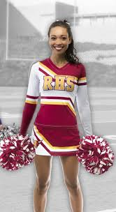 Custom Cheerleading Uniforms Prosphere Sublimated Cheer