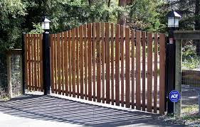 difranco gate fence company is a residential and commercial custom automated driveway gate contractor providing