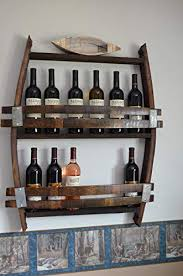 Image Whiskey Barrel Image Unavailable Image Not Available For Color Wine Barrel Wine Rack Amazoncom Amazoncom Wine Barrel Wine Rack Handmade