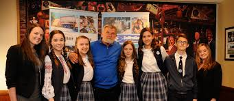 sports legend mike ditka attends fundraiser for ukrainian in chicago