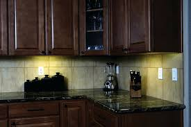 under counter lighting options. Under Cabinet Kitchen Lighting Wiring . Counter Options E