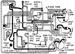 1982 chevy s10 i get a diagram vacuum hoses automatic v6 engine
