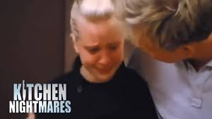 Gordon Makes Young Chef Cry Kitchen Nightmares YouTube