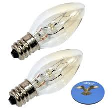Scentsy Light Bulbs Walmart Hqrp 2 Pack 15w 120v Light Bulbs For Better Homes And Gardens Wax Warmers Hqrp Coaster