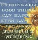 unthinkably