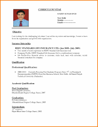 Cv Format For Teaching Job Best Resume Format For Teaching Job Cv