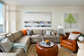 Modern Living Room Sectionals Cool Calm And Collected Living Room Sectional Sofa Coastal Chic