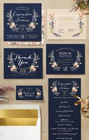 best 25 peach wedding invitations ideas on pinterest wedding Indian Wedding Invitations Green Street add whimsy to your wedding with these blue wedding crest wedding invitation by alethea and ruth indian wedding cards green street