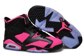 jordan shoes for girls 2015 black and white. wholesale cheap nike airjordan 6 women black pink - www.wholesalefairs.com jordan shoes for girls 2015 and white
