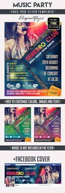 Concert Flyer Template For Word Free Concert Poster Template Photoshop Lovely Free Christmas Flyer