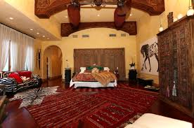 South African Bedroom Style For Large Interior (Image 10 of 10)