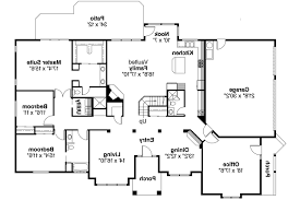 Contemporary House Plans Ainsley  Associated Designs - Handicap accessible bathroom floor plans