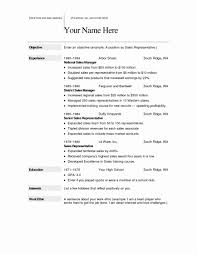 Free Resumes Templates Resume Download For Windows 7 Mac