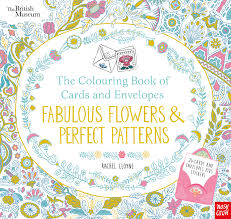 Perfect Patterns Interesting British Museum The Colouring Book Of Cards And Envelopes Fabulous