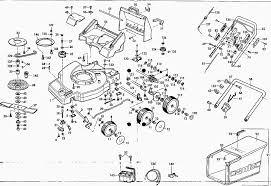 Honda rasenmher parts 3
