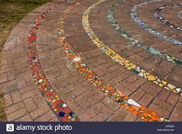 Circular Paving Patterns Best Decorating