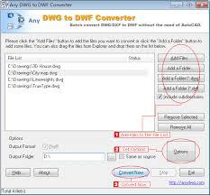 Convert Dwg To Dxf Dwg To Dwf Converter Batch Convert Dwg To Dwf Files