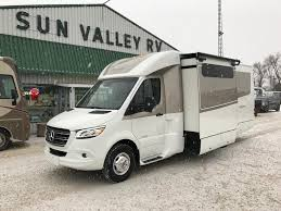 The unity has six possible floor plans ranging in price from $138,460 and $146,065. 2020 Leisure Travel Vans Unity Mb Sun Valley Rv