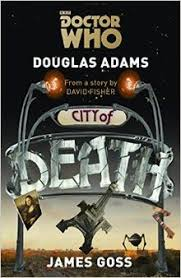220px Doctor Who City of Death 2015 Book