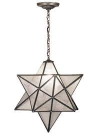 meyda 21211 moravian star pendant