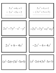 Add and Subtract Polynomials Stations Maze Activity by Mrs E likewise Adding   Subtracting Polynomials by Amazing Mathematics   TpT also Adding Subtracting Polynomials Worksheet   Koogra also  further Math   Love  Adding and Subtracting Polynomials Notes additionally Adding subtracting polynomials ex les – Download site furthermore  likewise  also Polynomials Worksheet Free Worksheets Library   Download and Print as well PL 5b  Multiplying Polynomials With Multiple Variables   MathOps likewise Adding and Subtracting Polynomials. on adding and subtracting polynomials worksheet