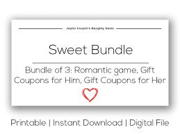 Sweet Bundle Printable