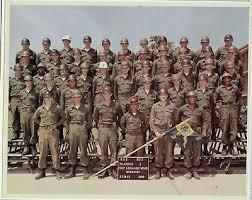 Us Army Platoon Photo Us Army Fort Leonard Wood Missouri B32 Bct Platoon 2 May 27 1969 Ebay