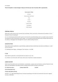 Gallery Of Free Resume Templates Simple Job Samples A Format Outline