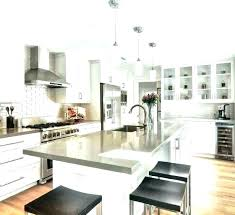 island pendants lights kitchen over hanging pendant above light height full size nz i