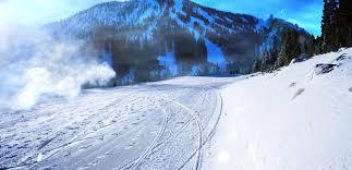 Oregon Snowpack Below Average