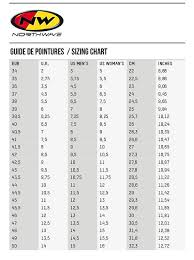 Northwave Size Chart Northwave Extreme Pro Women Shoes White