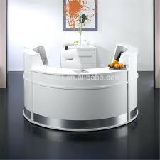 round reception desks office front desk design artificial stone small round reception desk small round round reception desks