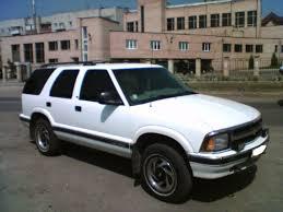 Chevrolet Blazer - Partsopen