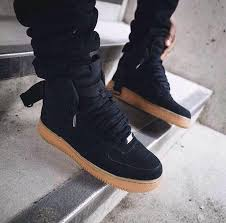 nike shoes air force black. there are 3 tips to buy these shoes: black nike air force 1 suede high top sneakers sneakers. shoes a