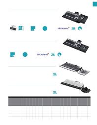 Fellowes Designer Suites Premium Keyboard Tray Fellowes Brands Workspace Catalog 2017