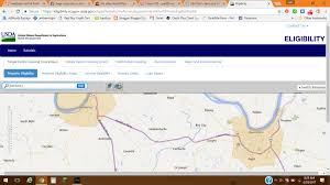 Maps Kentucky Usda Mortgage Lender For Rural Housing