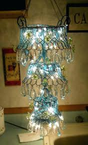diy outdoor solar chandelier outdoor chandelier amazing outdoor chandelier