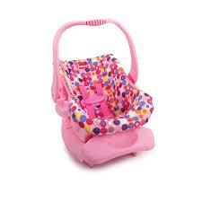 Joovy Doll Toy Infant Car Seat - Pink - Joovy - Toys
