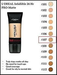 amazon l oreal infallible pro matte liquid foundation fresh beige beauty