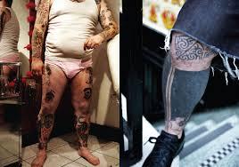 истории татуировок Vice