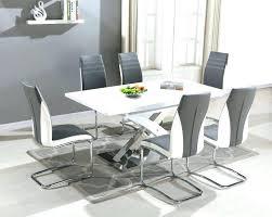 round white gloss dining table white round extending dining table cream gloss dining furniture large white