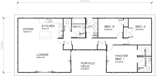 3 Bedroom Open Floor House Plans Creative Design Awesome Inspiration Design