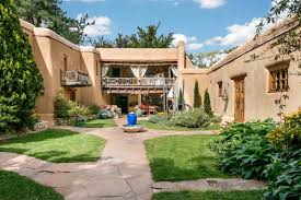 Historic Adobe Homes For Sale In The Southwest Curbed Style Courtyards Is  Fsey Q: ...