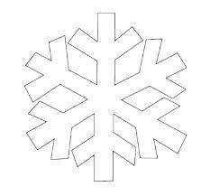 Printable Snowflakes Architekturaxxi Info